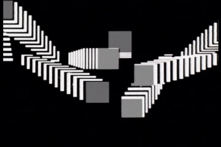 Lillian F. Schwartz, Googolplex, digital video, 5,5 min, 1972