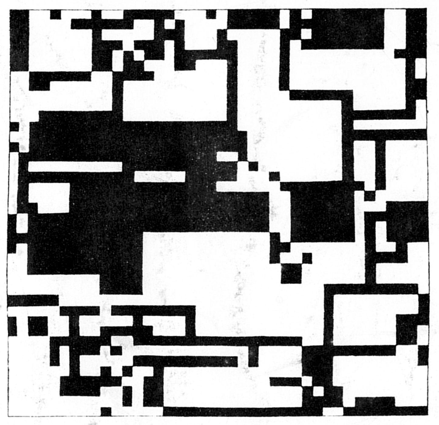 Hiroshi Kawano, drawing, 1964