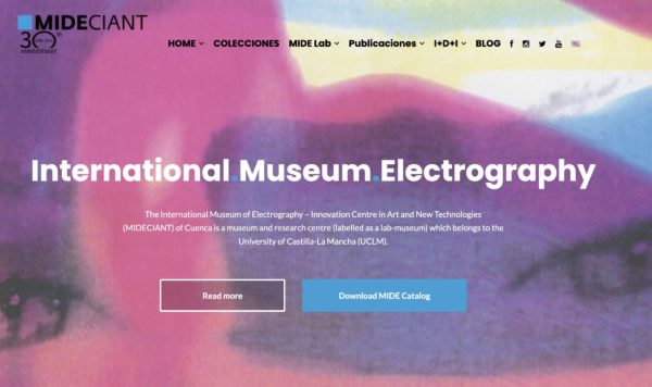 International Museum of Electrography